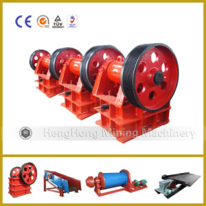 Mini Mining Jaw Crusher for Grinding Stone Machine pictures & photos