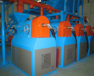 Premium Waste Tyre Recycling Rubber Grinder/Tyre Grinder/Tire Grinder/Waste Tyre Rubber Grinder in China (CE/ISO9001/7 Patents Approved) pictures & photos