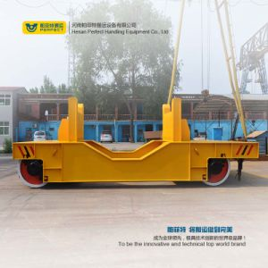 AC Powered Molten Steel Transport Vehicle for Steel Industry pictures & photos