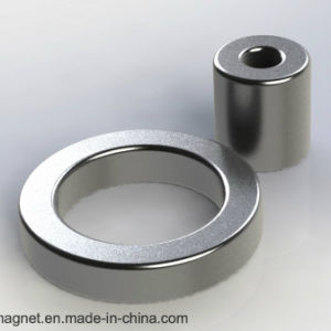 Permanent Sintered Magnet Ring Neodymium Magnet for Industry pictures & photos