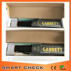 Super Scanner Hand Held Metal Detector Wholesale Metal Detector pictures & photos