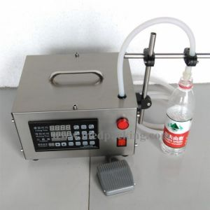 5 L/Min Digital Liquid Filling Machine