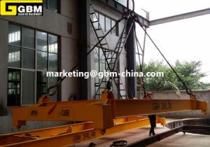 ISO 20′40′ Semi Automatic Container Spreader Used for Bridge Crane pictures & photos
