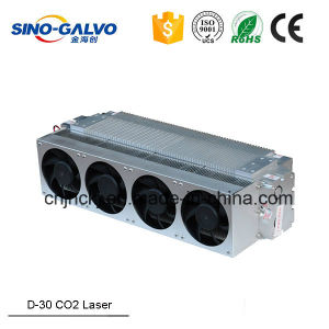 30W CO2 RF Metal Laser Tube for Medical Area pictures & photos