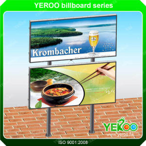 Outdoor Backlit Multi PP Paper or Film Posters Light Box Billboard pictures & photos