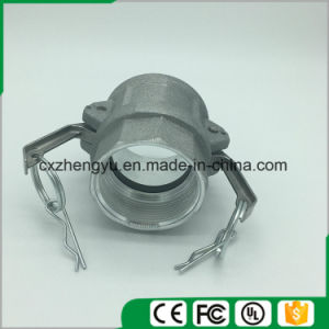 Aluminum Camlock Couplings/Quick Couplings (Type-D) pictures & photos