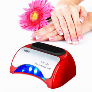 Popular High Power CCFL LED UV Nail Lamp pictures & photos
