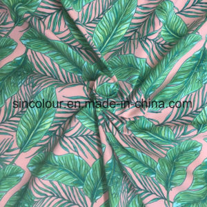 80%Nylon 20%Spandex Fashion Printing Fabric for Bikini pictures & photos