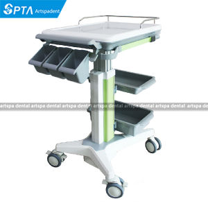 Dental Implant Treatment Cart Nurse Treatment Cart Medical Cart pictures & photos