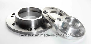 CNC Turning Parts Flanges pictures & photos