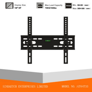 "Tilt LED/3D LED/LCD TV Wall Mount Bracket for Screen Size 17""-37"" pictures & photos"