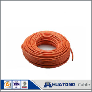 Building Electric Wire Green-Yellow Earth Wire PVC Coated Electric Wire pictures & photos