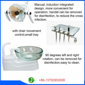 Popular Basic Dentist Chair Instrument with Low Cost pictures & photos
