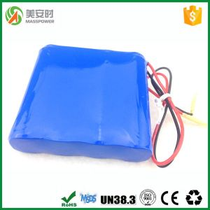 3.7V Icr 18650 Li-ion Rechargeable Battery for 14.8V Li Ion Battery Pack pictures & photos