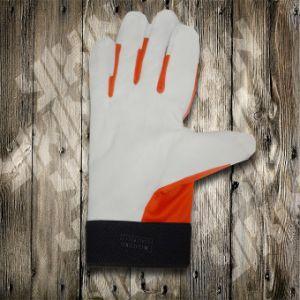 Sheep Skin Leather Glove-Goat Skin Glove-Leather Glove-Working Glove-Safety Glove pictures & photos