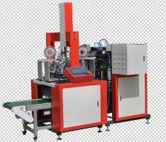 Automatic Corner Pasting Machine--360mm pictures & photos