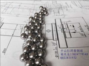 0.5mm-38.1mm SUS304 Stainless Steel Ball pictures & photos