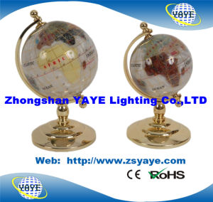 Yaye 18 Hot Sell White Gemstone Globe /World Globe 80mm/110mm/150mm/220mm/330mm pictures & photos