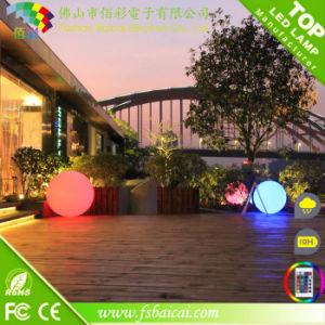 DMX Waterproof Illuminate Solar Floating Light LED Ball