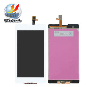 LCD Unit Display Touchscreen + Frame for Sony Xperia T2 Ultra D5303 D5306 Xm50h pictures & photos