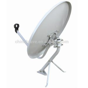 60cm Statellite Dish TV Antenna Strong High Quality pictures & photos