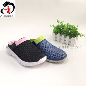 Fashion Comfortable Women Slippers with EVA Sole pictures & photos