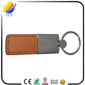 Popular Colorful Customized Leather Key Chan pictures & photos