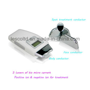 Microcurrent Face Lifting Galvanic Device pictures & photos