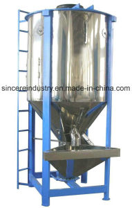 Stainless Steel Plastic Verticle Color Mixer pictures & photos