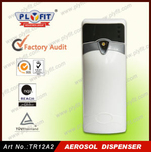 Air Refreshener Battery Automatic Aerosol Dispenser pictures & photos