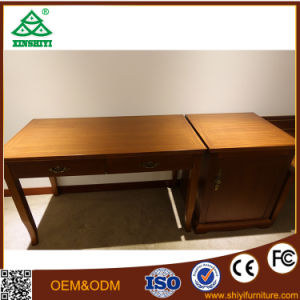 Cheap Wood TV Table Design in Living Room pictures & photos