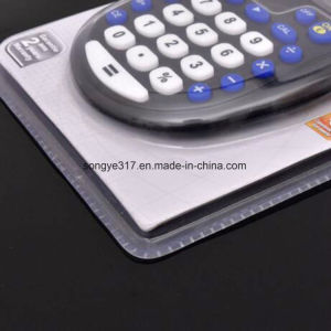 APET Clear Calculator Blister Packaging pictures & photos