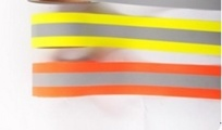 PVC Material Elastic Reflective Fabrie Reflective Sheet for T-Shirt pictures & photos