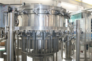 Automatic Carbonated Soft Drinks Mixer Filling Machine pictures & photos