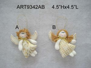 Christmas Angel Decoration Ornaments-2asst pictures & photos