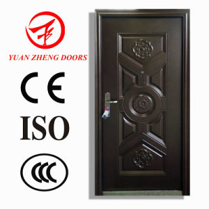 2017 New Models Steel Security Door with Factory Price pictures & photos