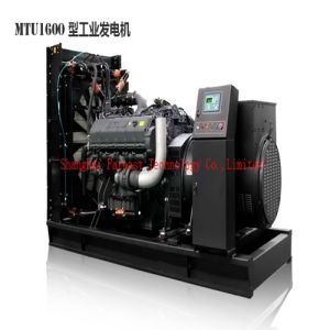 Mtu 500kw, 640kw, 720kw, 800kw, 900kw, 1000kw, 1100kw, 1240kw Diesel Power Genset/Generator Set pictures & photos