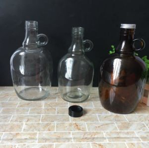 Glass Glower Bottles 64oz pictures & photos