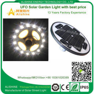 LED Solar Garden Light with Lithium Battery and Dim Light pictures & photos