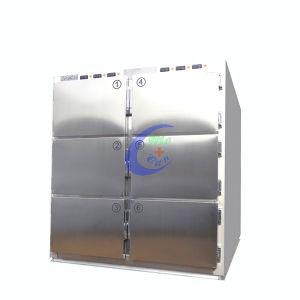 Low Price Morgue Equipment Mortuary Equipment Body Refrigerator pictures & photos