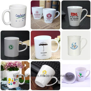Customs Promotional Gift Ceramic Mugs for Tea Coffee Milk pictures & photos