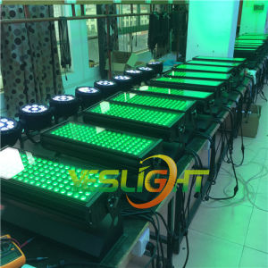 Outdoor LED Lighting 108*3W RGB CREE LEDs UL, Ce, RoHS pictures & photos