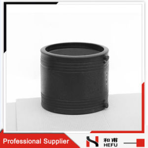 Connector Custom Equal Reducer Electrofusion Straight HDPE Plastic Pipe Fitting pictures & photos