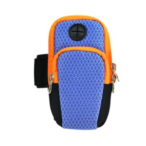 Multi-Color Gym Sports Nylon Pouch Bags for Smatphone pictures & photos