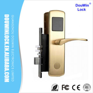 Factory Price RFID Card Hotel Security Door Lock From China pictures & photos