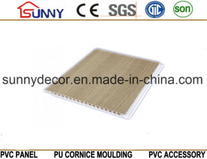 Building Materials Plastic Lamination Panel PVC Ceiling Design, Decorative Wall Panel pictures & photos