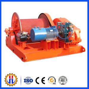 Electric Wire Rope Hoist Winch (1t ~ 300t)
