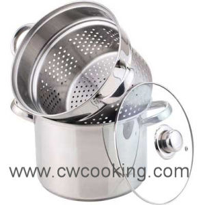 Straight Shape Hot Sale Stainless Steel Steamer pictures & photos