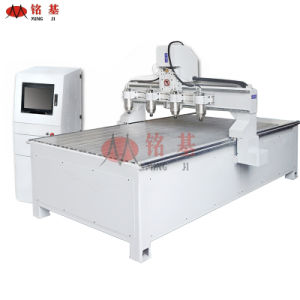 4 Heads CNC Engraving Machine for Furniture Carving pictures & photos