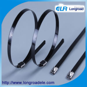 Stainless Steel Lock Steel Ball Ties pictures & photos